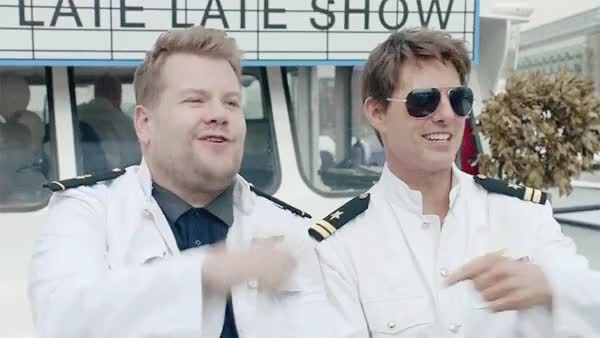 Watch this GIF on Gfycat. Discover more celebs, james corden, tom cruise GIFs on Gfycat