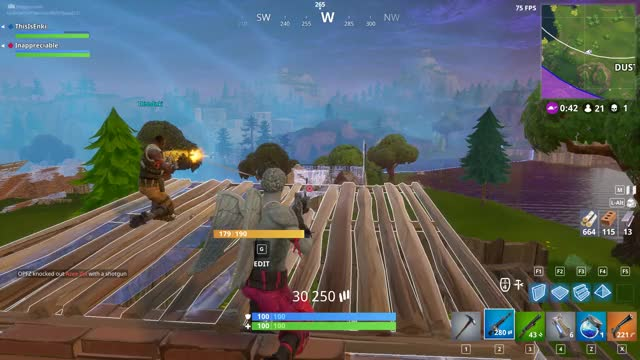Watch and share Fortnite 02.16.2018 - 02.26.18.74.DVR GIFs on Gfycat