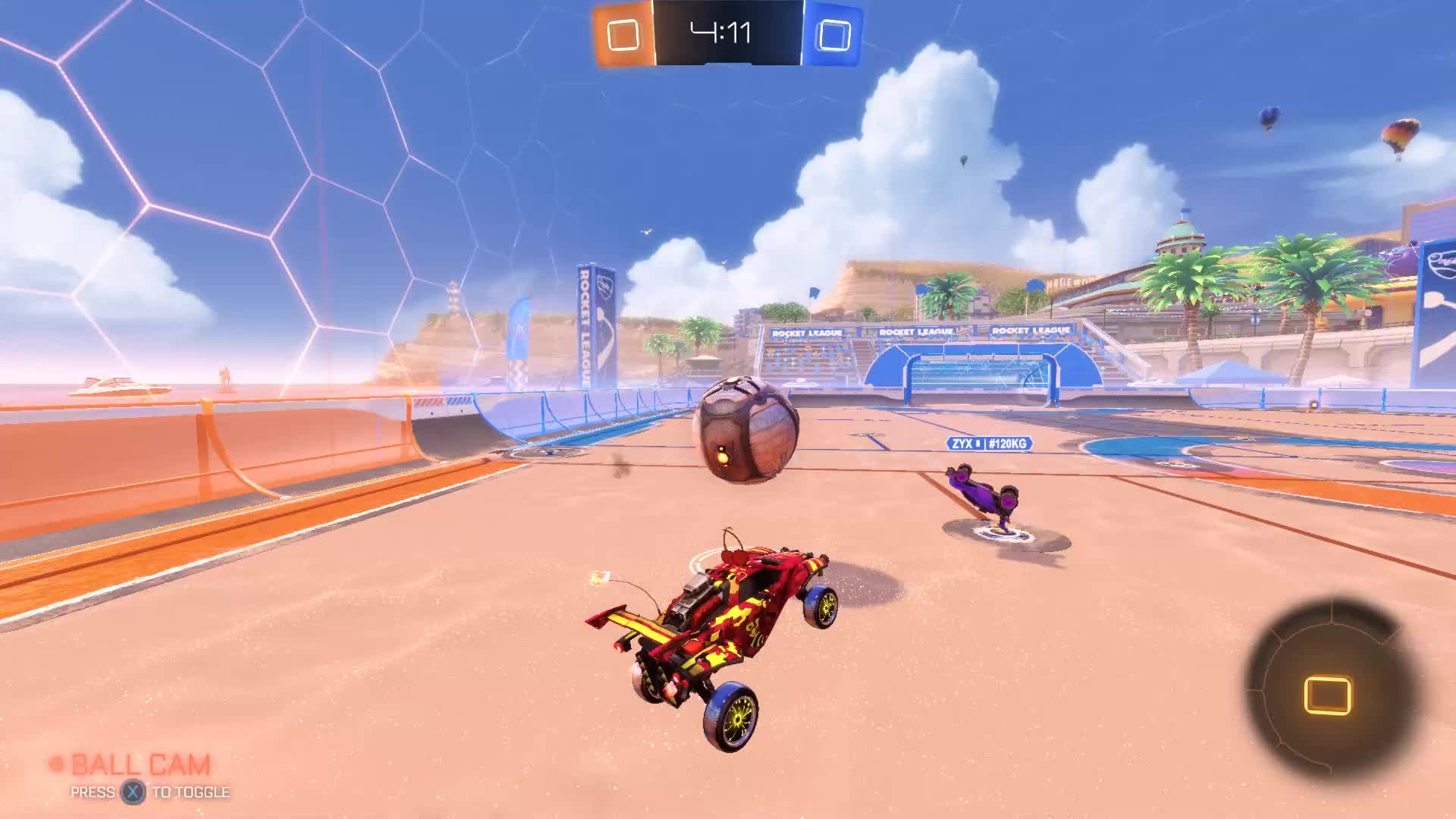 rocketleague, Rocket League | Friendly Demolition GIFs