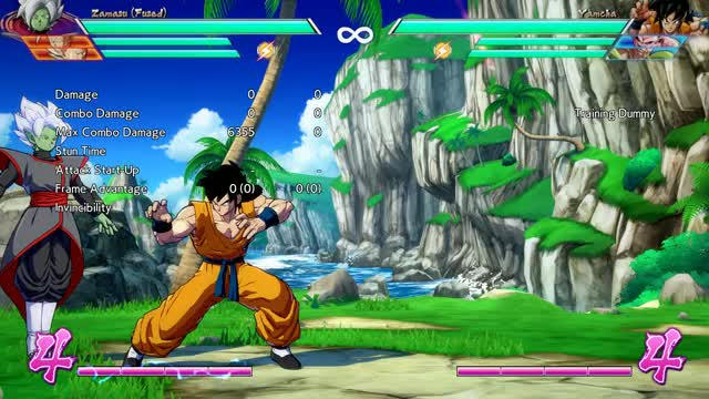 Watch and share Dbfz GIFs by thepwnzr on Gfycat