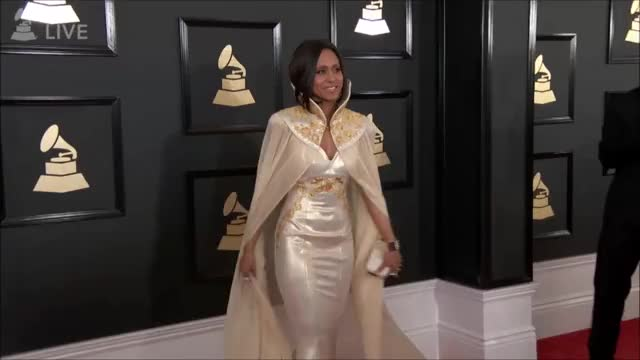 Watch and share Grammys GIFs and Fashion GIFs by Reactions on Gfycat