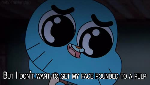 Watch and share The Amazing World Of Gumball Gif GIFs on Gfycat