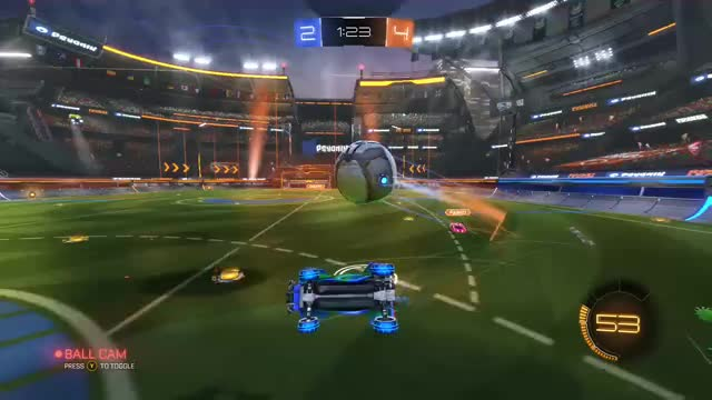 Watch and share Rocket League GIFs and Evl Stellar GIFs by Gamer DVR on Gfycat