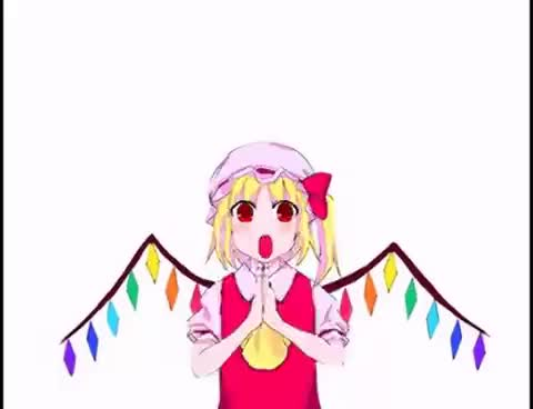 Watch and share Mcdonalds GIFs and Flandre GIFs on Gfycat