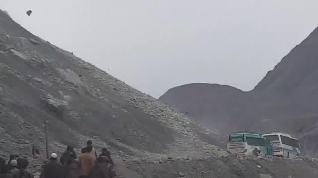 Watch Boulders Raining Down a Mountain (reddit) GIF on Gfycat. Discover more BeAmazed, WeatherGifs GIFs on Gfycat