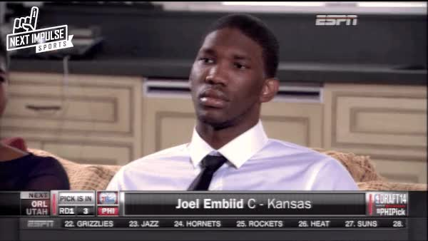 Watch and share Joel Embiid GIFs on Gfycat