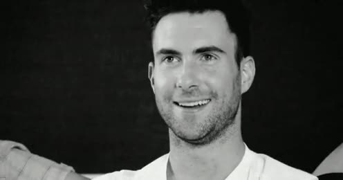 Watch and share Adam Levine GIFs and Smiling GIFs by Reactions on Gfycat