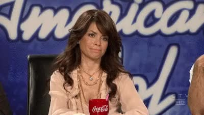 Watch and share American Idol GIFs and Paula Abdul GIFs on Gfycat