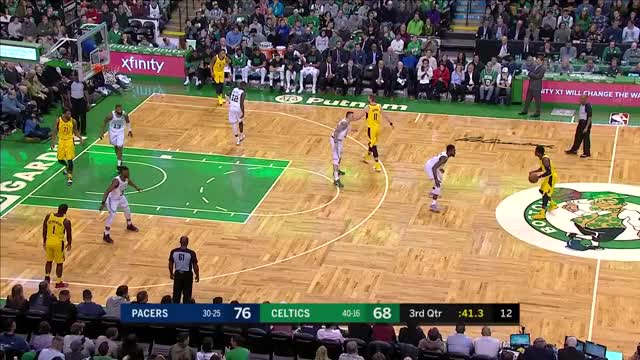 Watch and share Boston Celtics GIFs and Indiana Pacers GIFs on Gfycat
