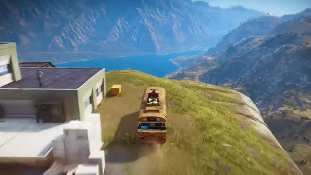 Watch and share Game Physics GIFs and Just Cause 3 GIFs by Waken4 on Gfycat