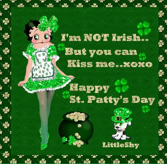 Watch and share St Patricks Day Anim GIFs on Gfycat