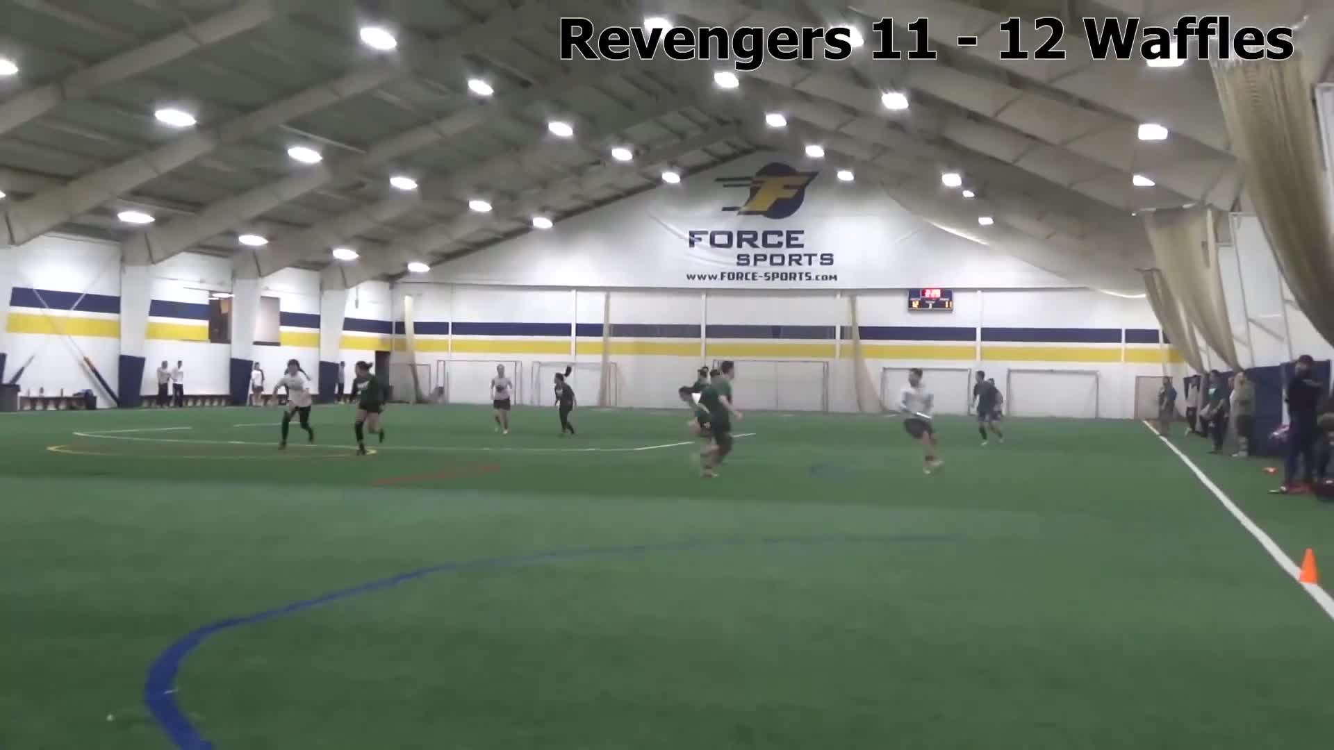Cleveland Ultimate, Sports, fifa, maddie makes a great cut to the far side and draws two defenders, cathy recognizes and gets the easy goal GIFs