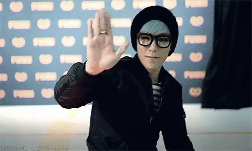 Watch Hello.. T.O.P*O* GIF on Gfycat. Discover more BIGBANG TOP, choi seunghyun, tabi GIFs on Gfycat
