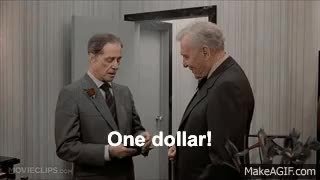 Watch and share The One Dollar Bet - Trading Places (8/10) Movie CLIP (1983) HD GIFs on Gfycat