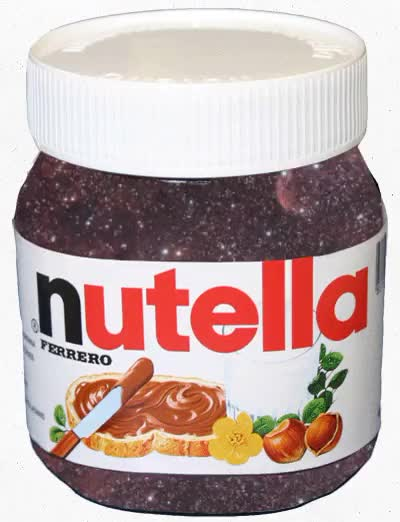 Watch and share Cosmic Nutella GIFs on Gfycat