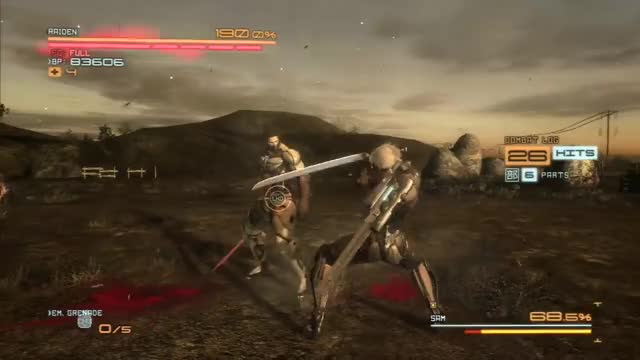 Watch and share Metal Gear Rising GIFs and Solid GIFs on Gfycat