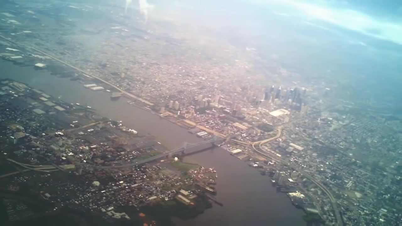 md90, philadelphia, takeoff, Takeoff from Philadelphia to Minneapolis on a Delta MD90 [Personal Favorite] GIFs