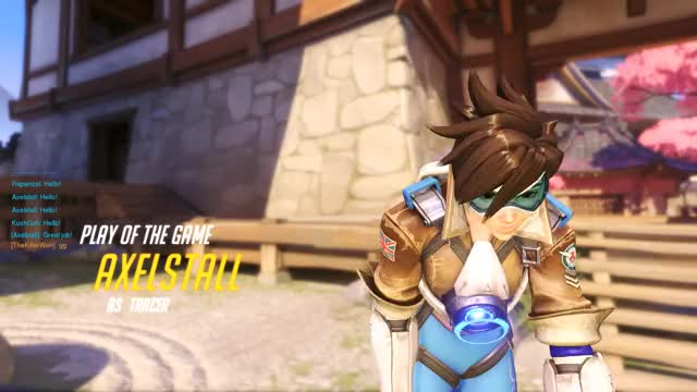 Watch and share Overwatch GIFs and Gaming GIFs by axelstall on Gfycat