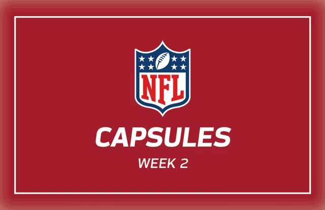 Watch and share NFL Week 2 Capsules GIFs by nlk21 on Gfycat