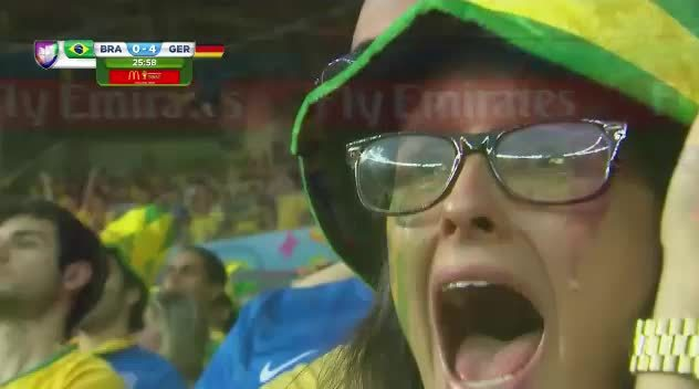 soccer, worldcup, Match Thread: Brazil vs Germany, World Cup Semi-Final (reddit) GIFs
