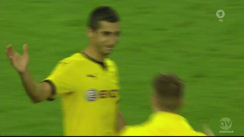 borussiadortmund, Mkhitaryan appreciation thread. (reddit) GIFs