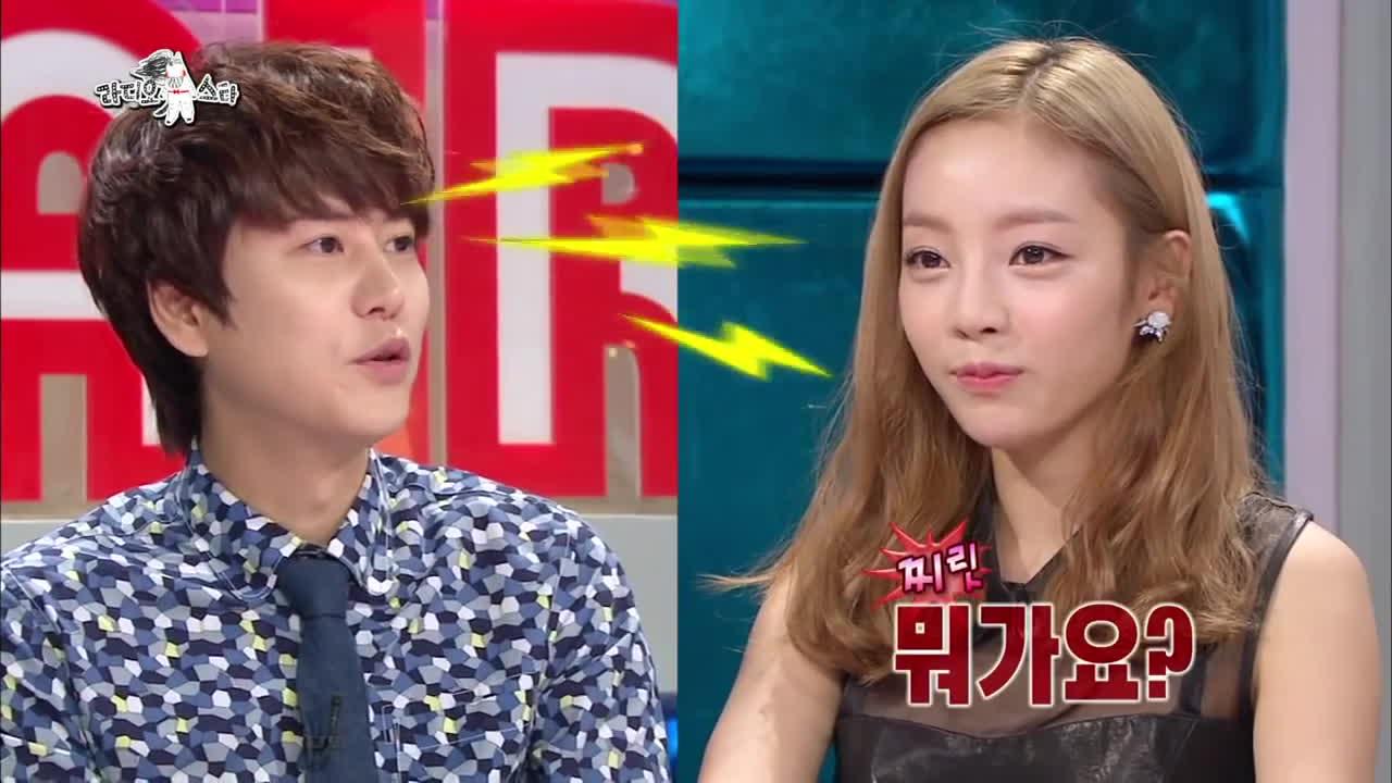 Sao Hàn cũng điêu đứng cả sự nghiệp khi dính phốt thái độ với tiền bối trên gameshow