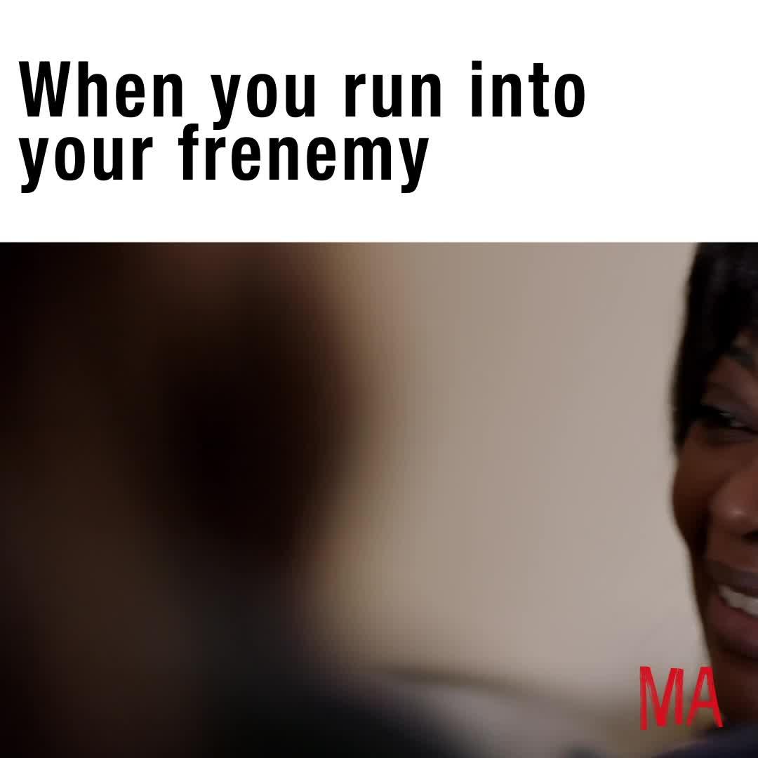 awkward, friend, funny, ma, ma movie, meme, octavia spencer, MA Awkward Frenemy Meme GIFs