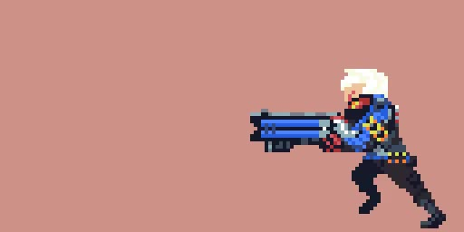 Watch and share [WIP] Soldier: 76 Animation GIFs on Gfycat