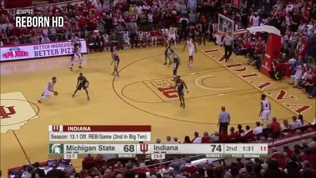 Watch and share Indiana Basketball GIFs and James Blackmon GIFs by bladner on Gfycat