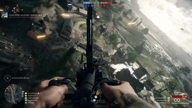 Watch and share Battlefield GIFs and Overwatch GIFs on Gfycat
