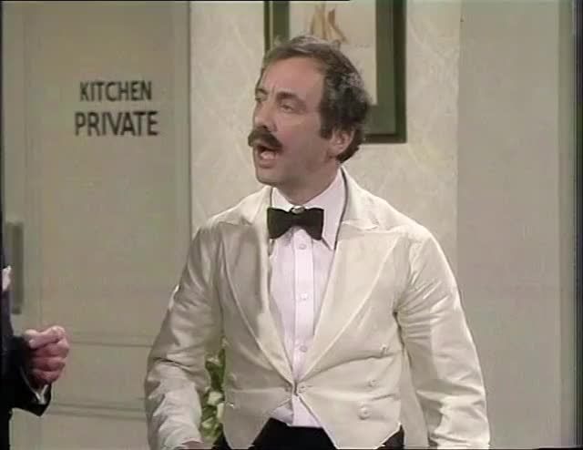 Watch and share Fawlty Towers GIFs and Jon Snow GIFs by MikeyMo on Gfycat