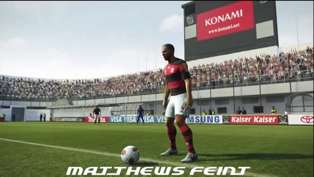 Watch and share PES 2013 Mattheus Feint GIFs by FIFPRO Stats on Gfycat
