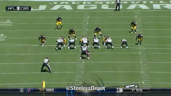 Watch and share Stephon Tuitt Pressure Jaguars GIFs on Gfycat