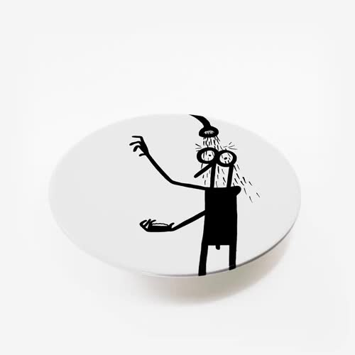 Watch and share Ceramic Plates By Fausto Gilberti GIFs on Gfycat