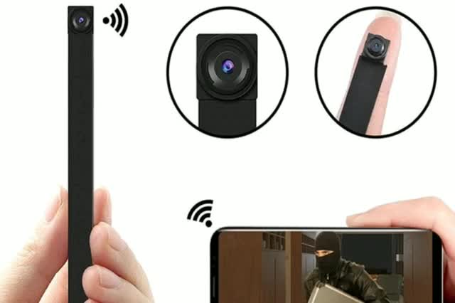 Watch and share 2019 NEWEST 1080P FULL HD MINI WIFI FLEXIBLE CAMERA GIFs by technicalgadgets2 on Gfycat