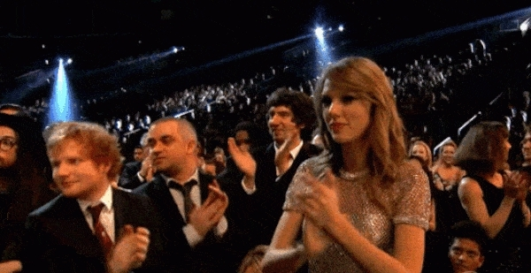 Taylor Swift, applause, clap, respect, applause/clap/ clapping/ slow clap GIFs