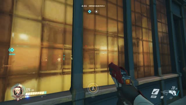 #IWantToDie, #Wat, Overwatchmemes, King's Row construction GIFs