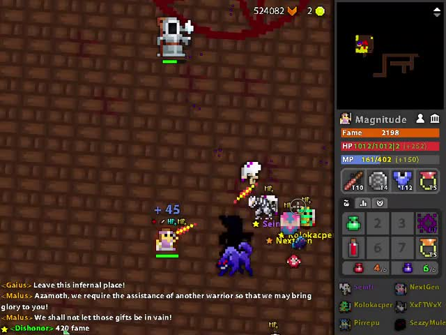 Watch Rip NextGen GIF by Magnitude (@magnitude) on Gfycat. Discover more rotmg GIFs on Gfycat