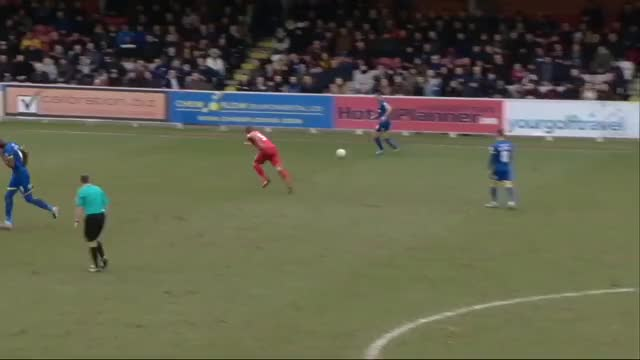Watch AFC Wimbledon v York GIF by @moonshineexpress on Gfycat. Discover more afc wimbledon, football league, york GIFs on Gfycat