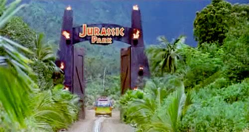 Watch Jurassic 1993 | 2015 GIF on Gfycat. Discover more 10k, jurassic park, jurassic world, jwedit, my gifs, top GIFs on Gfycat