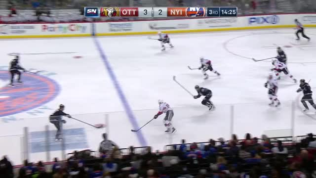 Watch and share Brassard Scores Off A Carom GIFs on Gfycat