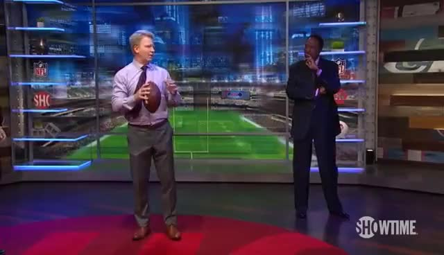 Watch and share Phil Simms' Quarterback Fundamentals | INSIDE THE NFL GIFs on Gfycat