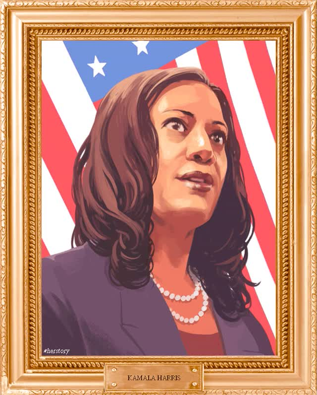 Watch and share Kamala Harris GIFs on Gfycat