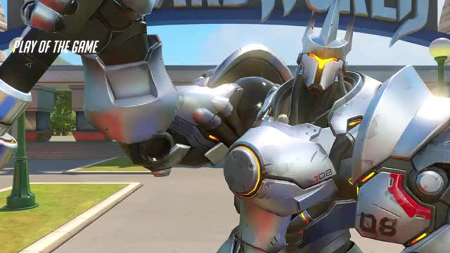 Watch and share Overwatch GIFs and Potg GIFs by wabibi on Gfycat