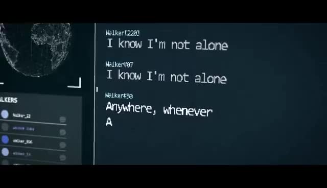 Watch and share Alan Walker - Alone (Restrung) GIFs on Gfycat