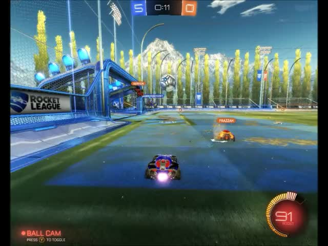 Watch and share Rocket League GIFs by unnamed on Gfycat