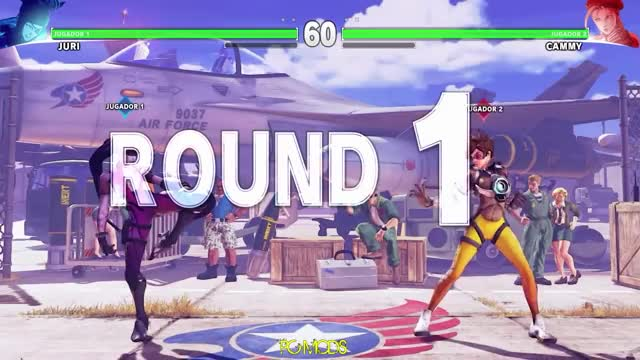 Watch Street Fighter V PC mods - Widowmaker vs Tracer (Overwatch) GIF on Gfycat. Discover more overwatch, tracer, widowmaker GIFs on Gfycat
