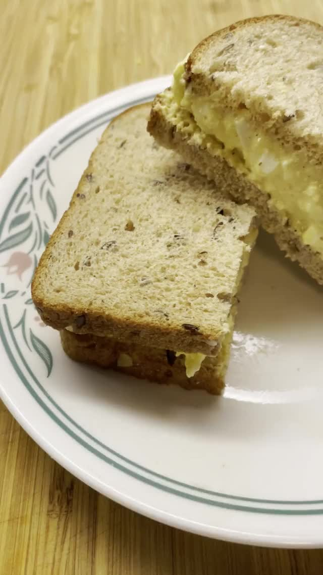 Watch and share Egg Salad Sandwhich GIFs by Bookofolio on Gfycat