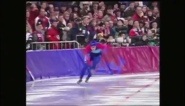 Watch dan jansen speed skating GIF on Gfycat. Discover more dan jansen, olympics, speed skating GIFs on Gfycat