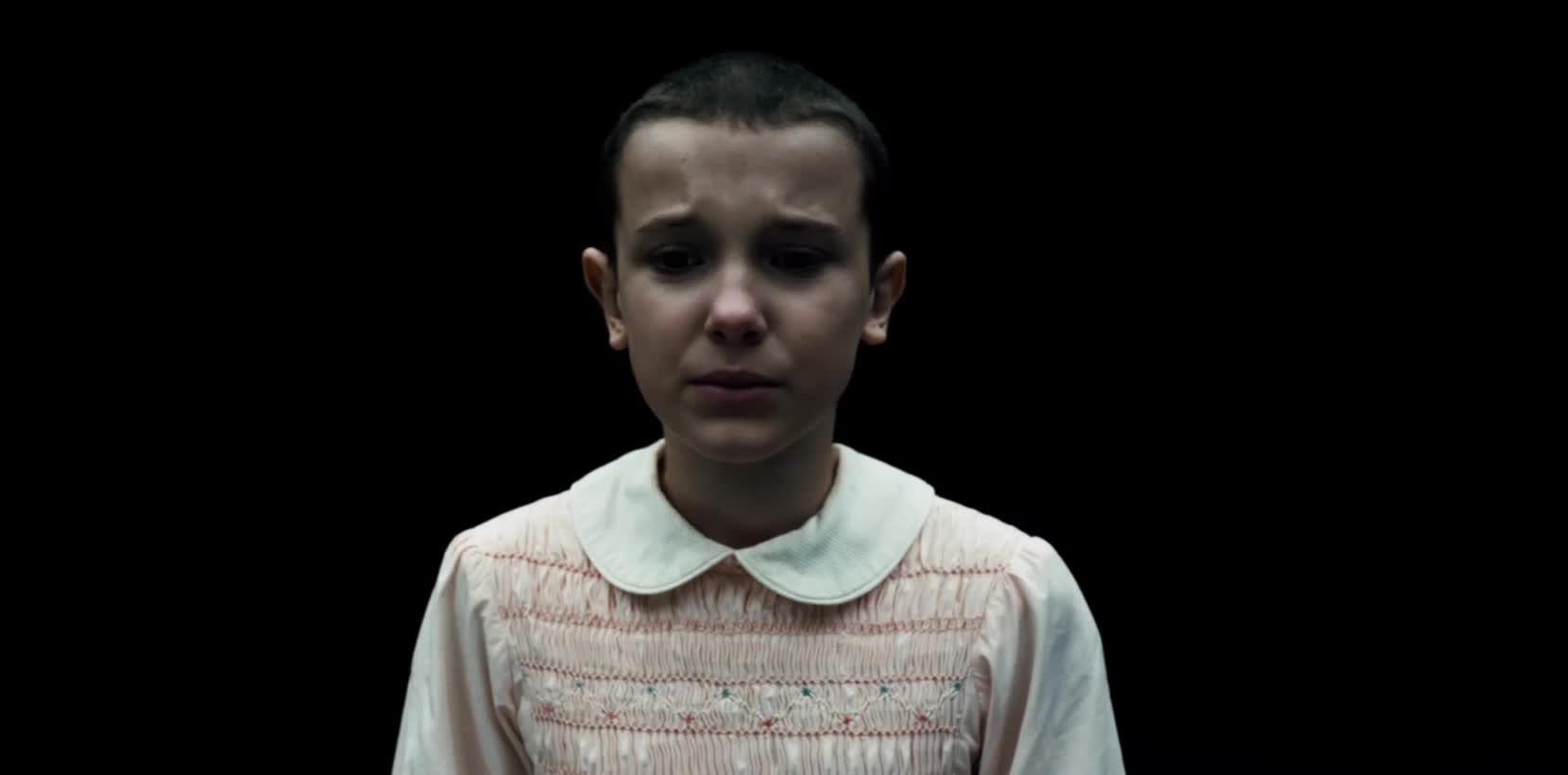 Millie Bobby Brown, strangerthings,  GIFs